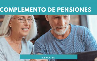 Complemento de pensiones